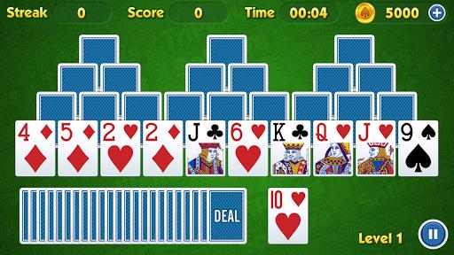 TriPeaks Solitaire Challenge 1.4.6 screenshots 1