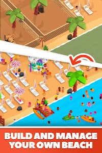 Idle Beach Tycoon : Cash Manager Simulator 1.0.15