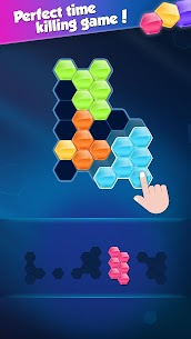 Block Hexa Puzzle MOD (Unlimited Gold Coins) 1
