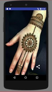 Simple Mehndi Designs 2020 Screenshot