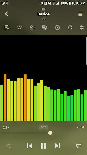 jetAudio HD Music Player  Screenshots 4