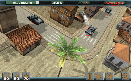 World War 3 - Global Conflict (Tower Defense) 1.6 screenshots 9