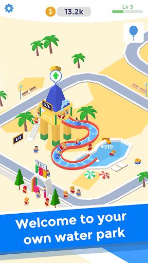Télécharger Gratuit Idle Aqua Park mod apk screenshots 1