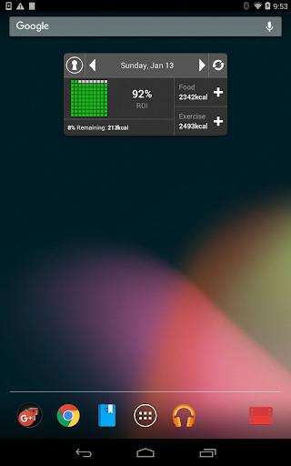 Calorie Counter by FatSecret android2mod screenshots 14