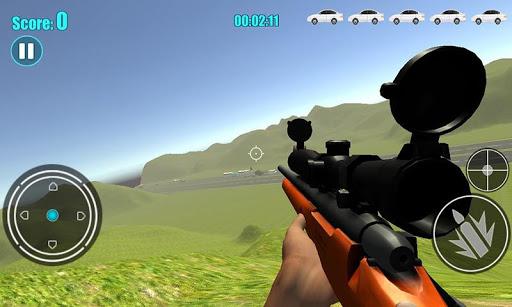 Sniper Traffic Hunter Game 1.5 screenshots 21
