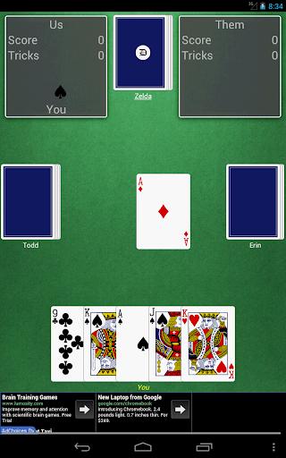 Euchre (free)  screenshots 5