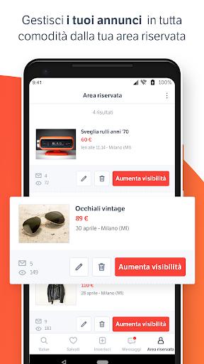 Subito: compra e vendi vicino a te!  Screenshots 6
