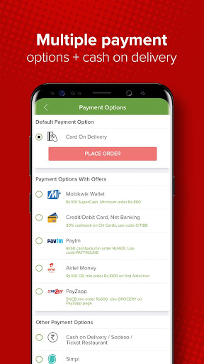 bigbasket- Online Grocery Shopping, Home Delivery apktram screenshots 6
