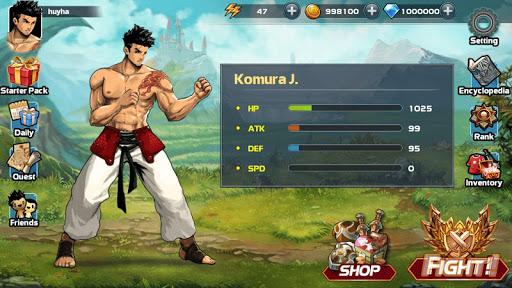 Mortal battle: Fighting games screenshots 8