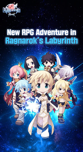 Ragnarok: Labyrinth screenshots 1