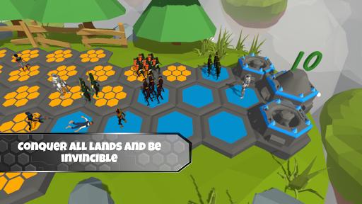 HEX Strategy - turn based strategy game 0.34.17 screenshots 2