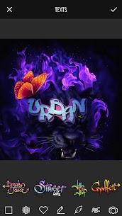 Smoke Graffiti Name Art Maker v1.5 [Mod Ad-Free] APK 2