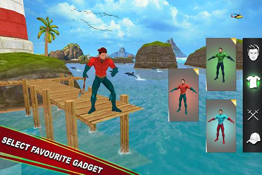 Sea Hero Water Adventure screenshots 1