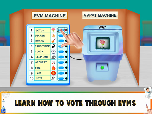Indian Elections 2021 Learning Simulator  screenshots 13