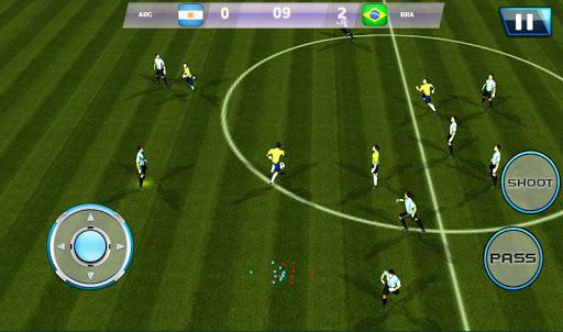 Soccer Hero! Football scores 2.8 screenshots 2