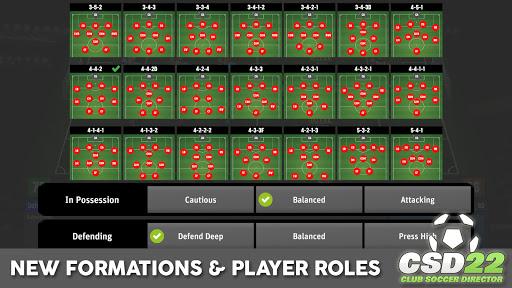Club Soccer Director 2022  screenshots 19