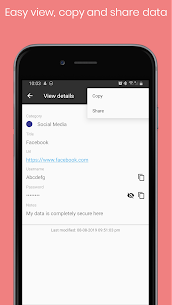 Personal Vault PRO – Password Manager 4.0 Apk 3