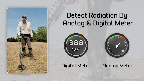 EMF detector 2021 - Electromagnetic field detector