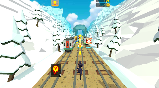 Subway Run - World Tour screenshots 4