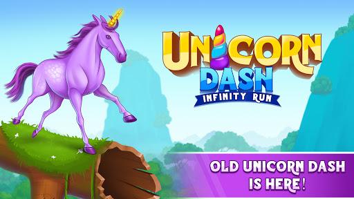 Unicorn Dash: Infinity Run 2.1 screenshots 1