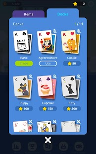 Solitaire : Cooking Tower Screenshot