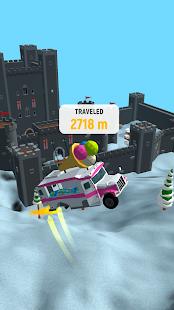 Crash Delivery! Destruction & smashing flying car! Mod Apk