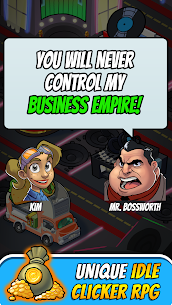 Tap Empire: Idle Tycoon Tapper Mod Apk (Unlimited Gems) 5