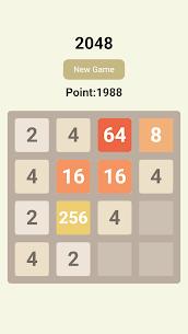 Game Puzzle 2048 2