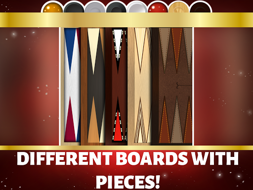 Backgammon Offline 1.5.3 Screenshots 11