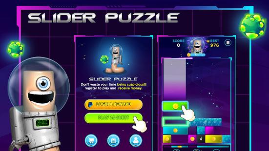 Sliding Jewel Blocks Puzzle 0.1 APK + Мод (Unlimited money) за Android