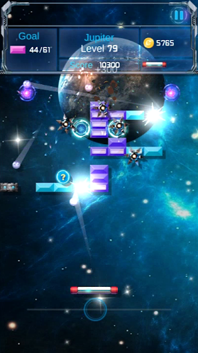 Brick Breaker : Space Outlaw 1.0.29 screenshots 23