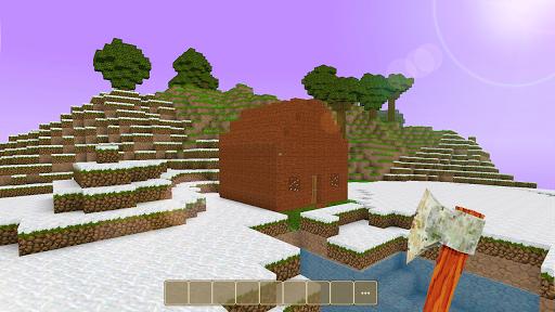 Craftsman vs Blockman: Exploration 0.0.3 screenshots 1