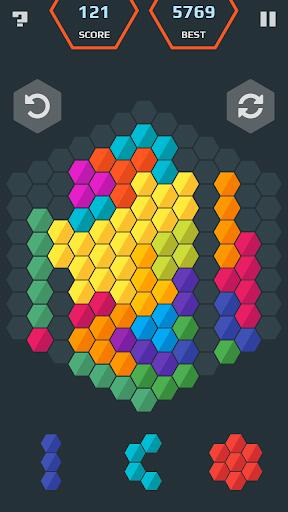 HexaMania Puzzle 1.10.7 screenshots 3