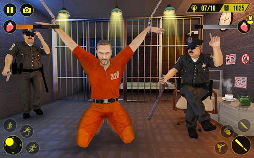 US Prison Escape Mission :Jail Break Action Game 1.0.28 Screenshots 11