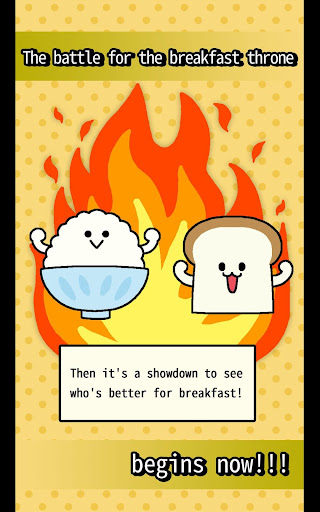 Rice vs Bread screenshots 6
