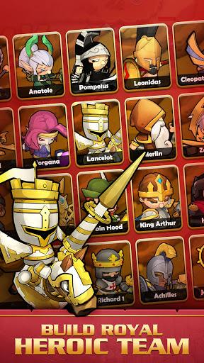Mini War: Pocket Defense modavailable screenshots 3