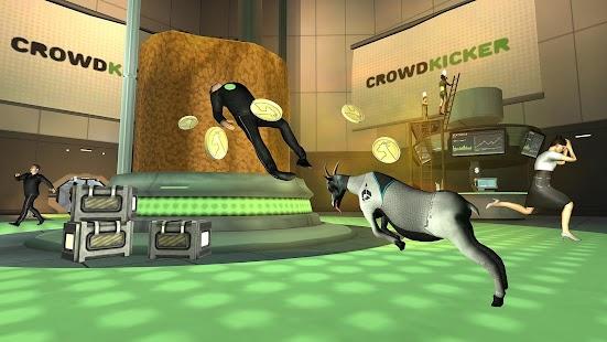 Goat Simulator Waste of Space Screenshot