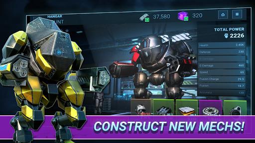 Mech Tactics: Fusion Guards 1.1.3 screenshots 4