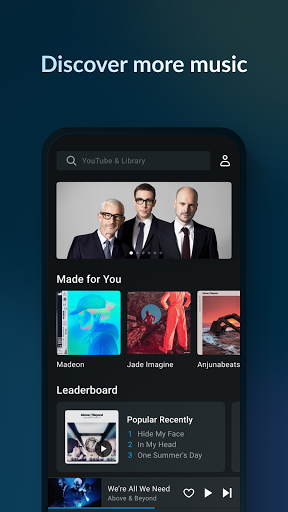 Music Player & MP3 Player - Lark Player 5.3.5 Screenshots 5
