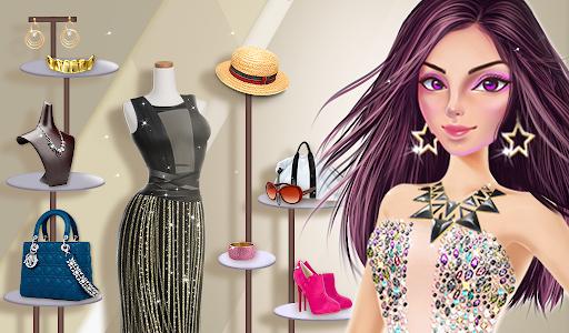 Fashion Battle: Dress up & makeup games for girls apkpoly screenshots 2