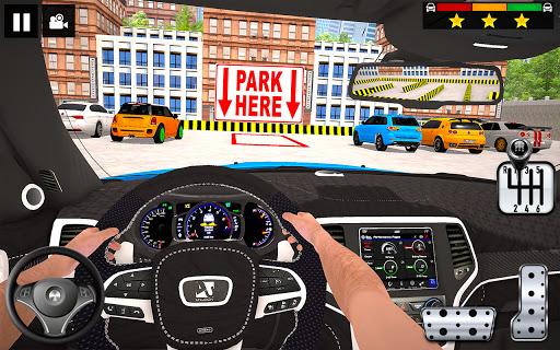Modern Car Parking Simulator - Best Parking Games 1.0.8 screenshots 2