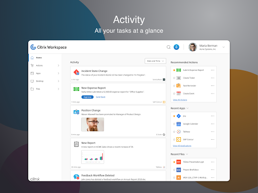 Citrix Workspace 20.11.0 Screenshots 9