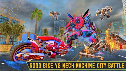 Robot Car Transform 2020 : Robo Wars 1.20 Screenshots 12