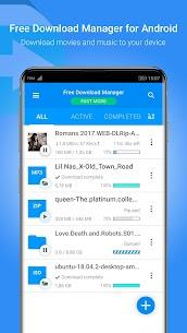 Free Download Manager – Download torrents, videos Apk Download 1