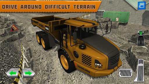 Quarry Driver 3: Giant Trucks 1.2 screenshots 9