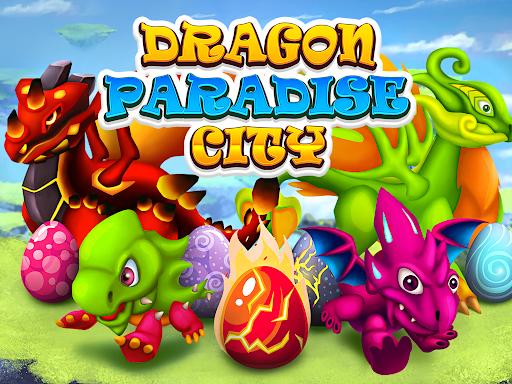 Dragon Paradise City: Breeding War Game  screenshots 15