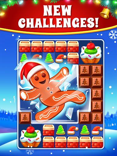 Christmas Cookie - Santa Claus's Match 3 Adventure 3.2.3 screenshots 10