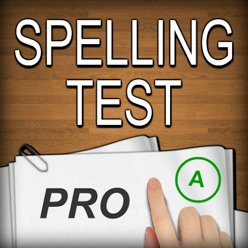 Spelling Test & Practice PRO 20