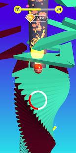 Tower Blast - Crash Stack Ball Through Helix 3D