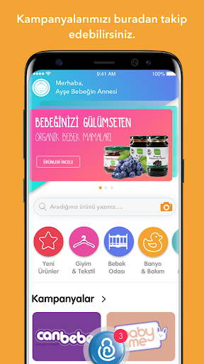 ebebek 4.1.3 screenshots 1